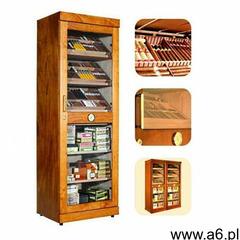 Adorini Humidor Cabinet Roma Mahogany na 6000 cygar - ogłoszenia A6.pl