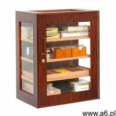 humidor cabinet salina ebony na 1500 cygar marki Adorini - ogłoszenia A6.pl