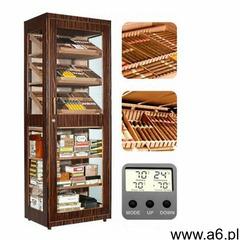 humidor cabinet capri ebony na 6000 cygar marki Adorini - ogłoszenia A6.pl