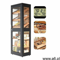 Adorini Humidor Cabinet Capri Black na 6000 cygar, 8525 - ogłoszenia A6.pl