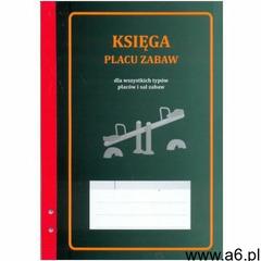 Księga placu zabaw [pu/a-150] marki Firma krajewski - ogłoszenia A6.pl