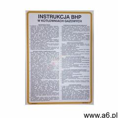 Techem Instrukcja bhp w kotłowniach gazowych - ogłoszenia A6.pl