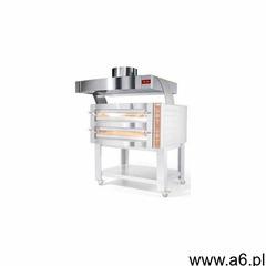 Okap z silnikiem, do pieców na 4 i 8 pizz   130 W   1200x870x(H)500mm - ogłoszenia A6.pl