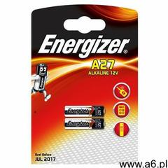 Bateria SPECJALIST A27 2 SZT. ENERGIZER (7638900393330) - ogłoszenia A6.pl