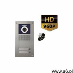 DRC-2UCHD/RFID Kamera 2-abonentowa z regulacją optyki i czytnikiem RFID, optyka HD 960p - Rabaty za  - ogłoszenia A6.pl