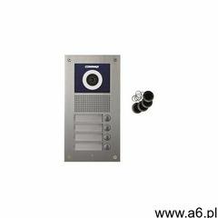 Drc-4uc/rfid kamera 4-abonentowa z regulacją optyki i czytnikiem rfid - rabaty za ilości. szybka wys - ogłoszenia A6.pl