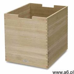 Skagerak Pudło drewniane cutter dąb large - ogłoszenia A6.pl