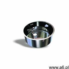 Xxlselect Zlew okrągły nakładany do przykręcania | kwasoodporny | 1,1 mm | różne wymiary - ogłoszenia A6.pl