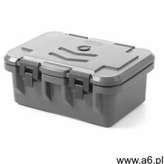 Termos na żywność gn 1/1 150 mm | 630x440x(h)260mm marki Amerbox - ogłoszenia A6.pl