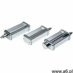 Zestaw wałkowarka i 2 wykrojniki do makaronu marki Redfox - ogłoszenia A6.pl