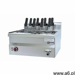 Urządzenie do gotowania makaronu 30l | nastolne | 9kw | 600x600x(h)280/400mm marki Diamond - ogłoszenia A6.pl