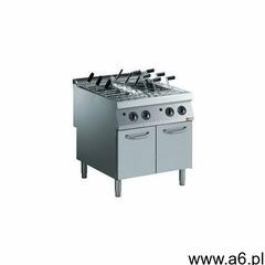 Urządzenie do gotowania makaronu z szafką | gazowe | 2x 40l | 33kw | 800x900x(h)850/920mm marki Diam - ogłoszenia A6.pl