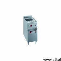 Urządzenie do gotowania makaronu 26L z szafką | elektryczne | 5,5kW | 400x700x(H)850/920mm - ogłoszenia A6.pl