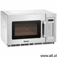Bartscher kuchenka mikrofalowa 18340d   34l   3000w   230v   570x535x(h)365mm - kod product id - ogłoszenia A6.pl