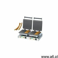 Gofrownica podwójna | Churros | 400V / 4,4kW - ogłoszenia A6.pl