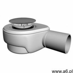 Akces Syfon brodzik. Speed-fi50,72,5mm,60l/min,czyszcz. z góry,standard nakładka stal nierdz. 19287, - ogłoszenia A6.pl