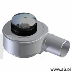 Akces syfon brodzik.speed-fi50,72,5mm,45l/min,czyszcz.z góry,mosiężny klik-klak chrom 19239 - ogłoszenia A6.pl