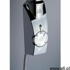 Thomson heating Grzałka elektryczna z termostatem – 600w, chromowana, kwadratowa - ogłoszenia A6.pl