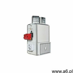 Nagrzewnica olejowa lub gazowa stacjonarna sf 900 - wersja pionowa - 872 kw marki Maser - sovelor - ogłoszenia A6.pl