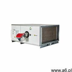 Maser - sovelor Nagrzewnica stacjonarna olejowa lub gazowa sf/h 1200 - wersja pozioma - moc 1160 kw - ogłoszenia A6.pl