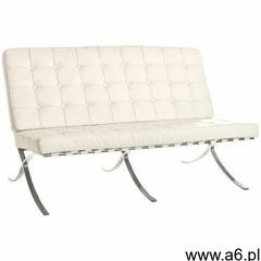 Sofa BARCELON T03-2.WHITE - King Home - Sprawdź kupon rabatowy w koszyku, T03-2.WHITE (7812506) - ogłoszenia A6.pl