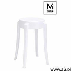 MODESTO stołek CALMAR 46 biały - polipropylen C1070.WHITE - King Home - Sprawdź kupon rabatowy w kos - ogłoszenia A6.pl
