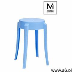 MODESTO stołek CALMAR 46 niebieski - polipropylen (5900168801882) - ogłoszenia A6.pl