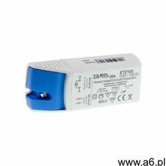 Transformator elektroniczny ETZ105 0-105 W ZAMEL - ogłoszenia A6.pl