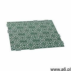 Kratka ażurowa IAK401 39.7 x 39.7 cm 10 mm zielona (5905197274447) - ogłoszenia A6.pl
