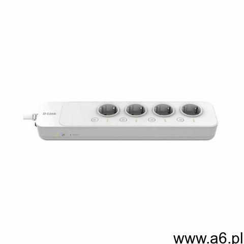 D-link Inteligentna listwa zasilająca dsp-w245 wi-fi smart power strip (0790069423635) - 1