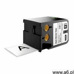 Taśma DYMO XTL 1,8m rurki termokurczliwej ciągłej (54 mm) na kabel o Ǿ Min. 11.4mm – Max. 34.2mm, cz - ogłoszenia A6.pl