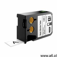 Taśma DYMO XTL 2,7m rurki termokurczliwej ciągłej (24 mm) na kabel o Ǿ Min. 5.1mm – Max. 15.27mm, cz - ogłoszenia A6.pl
