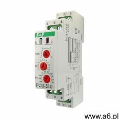 F&f Przekaźnik czasowy pcu-510 duo wielofukncyjny - uniwersalny styk 2no/nc 5403 - ogłoszenia A6.pl