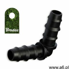 Bradas Kolanko z wtykiem na wąż 12mm do węży nawadniających 7263 - ogłoszenia A6.pl