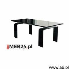 Stół szklany ATLANTIS BLACK 160/240 - szkło (5900168808362) - ogłoszenia A6.pl
