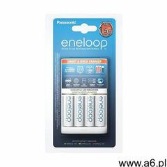 Ładowarka Eneloop BQ-CC55E Szybka + 4xAA Eneloop 1900mAh (AA/AAA) (5410853057642) - ogłoszenia A6.pl