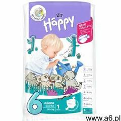 Bella baby happy Pieluszki new flexi fit junior extra (6) 16+kg 1 szt. | oficjalny sklep seni (5 - ogłoszenia A6.pl