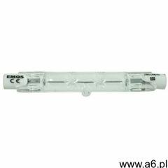 Żarówka halogenowa EMOS ZE0102 ECL 120-J78, E24020400194 - ogłoszenia A6.pl