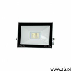 Naświetlacz KROMA LED 20W GREY 4500K - ogłoszenia A6.pl