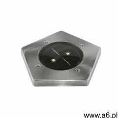 Lampa solarna LED wbijak GARET LED V 0,5W 5700K IP65 IDEUS 6140 (5901477336140) - ogłoszenia A6.pl