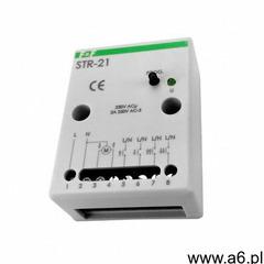 F&f Sterownik rolet str-21 230v dwuprzyciskowy natynkowy / w kasecie rolety 1511 - ogłoszenia A6.pl