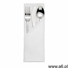 Serwety 55 x 55cm białe | 10 szt. | 55x55cm marki Mitre luxury - ogłoszenia A6.pl