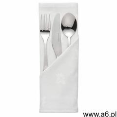 Serwety | białe | 10 szt. | różńe wymiary marki Mitre luxury - ogłoszenia A6.pl