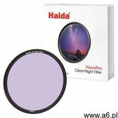 Haida Filtr nocny nanopro clear night 55mm (6900574626344) - ogłoszenia A6.pl