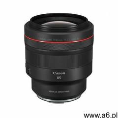 Obiektyw CANON RF 85 mm f/1.2L USM DS, 3450C005 - ogłoszenia A6.pl