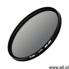 Filtr KENKO Smart C-PL Slim (52 mm) - ogłoszenia A6.pl