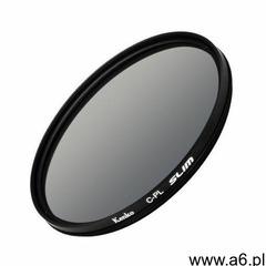 Filtr KENKO Smart C-PL Slim (43 mm), SMART C-PL SLIM 43MM - ogłoszenia A6.pl