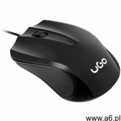 Ugo mysz przewodowa umy-1213 czarna (5901969411782) - ogłoszenia A6.pl