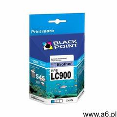 Black point Tusz , zamiennik brother lc900c bpblc900c cyan/ darmowy transport dla zamówień od 99 zł - ogłoszenia A6.pl