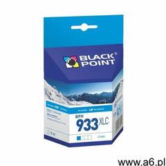 Tusz zamienny Black Point BPH933XLC dla HP CN054AE niebieski na 1000 stron - KURIER UPS 14PLN, Paczk - ogłoszenia A6.pl